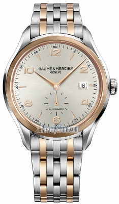 Baume & Mercier Clifton Small Seconds Automatic 41mm 10140