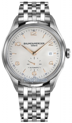 Baume & Mercier Clifton Small Seconds Automatic 41mm 10141