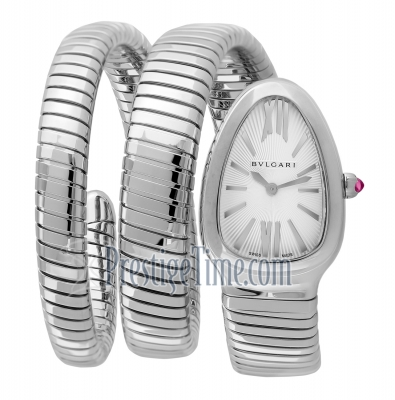 Bulgari Serpenti Tubogas 35mm sp35c6ss.2t