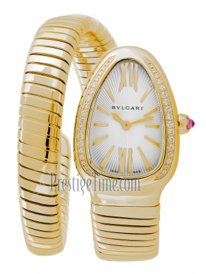 Bulgari Serpenti Tubogas 35mm sp35c6gdg.1t