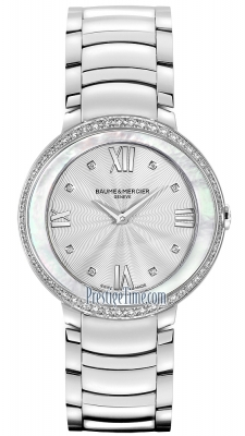 Baume & Mercier Promesse Quartz 34.4mm 10199