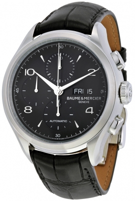 Baume & Mercier Clifton Chronograph Day Date 10211