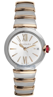 Bulgari Lucea Automatic 33mm 102197