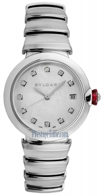 Bulgari Lucea Automatic 33mm 102199