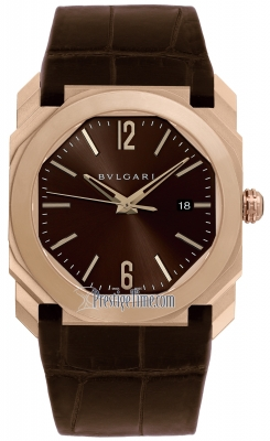 Bulgari Octo Automatic 41mm bgop41c11gld