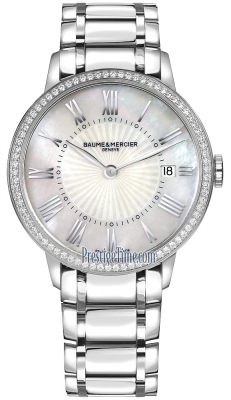 Baume & Mercier Classima Executives Quartz 10227