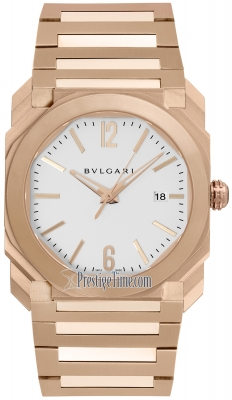 Bulgari Octo Automatic 38mm bgop38wggd