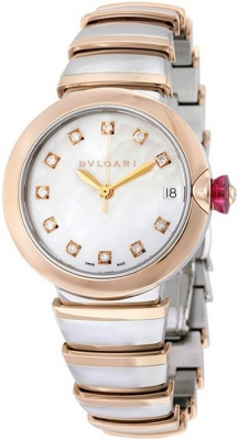 Bulgari Lucea Automatic 36mm lu36wspgspgd/11