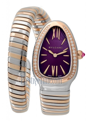 Bulgari Serpenti Tubogas 35mm sp35c7spg.1t