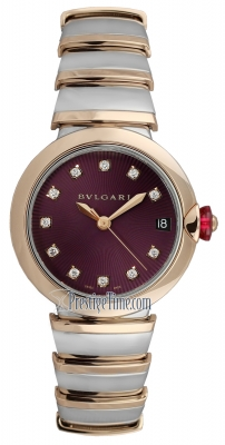 Bulgari Lucea Automatic 33mm 102497