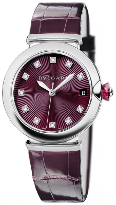 Bulgari Lucea Automatic 36mm lu36c7sld/11
