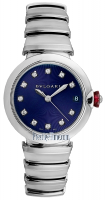 Bulgari Lucea Automatic 33mm lu33c3ssd/11
