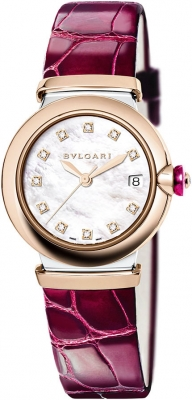 Bulgari Lucea Automatic 33mm 102639