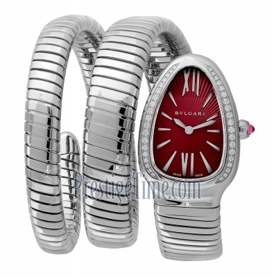 Bulgari Serpenti Tubogas 35mm sp35c9sds.2t