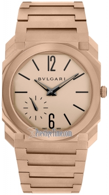 Bulgari Octo Finissimo Extra Thin 40mm 102912