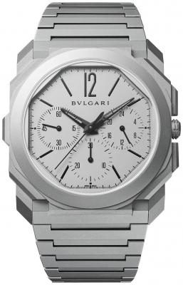 Bulgari Octo Finissimo Chronograph GMT Automatic 42mm 103068