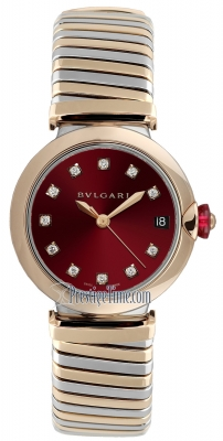 Bulgari Lucea Automatic 33mm 103123