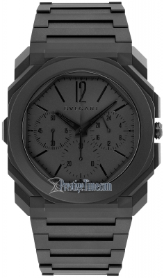 Bulgari Octo Finissimo Chronograph GMT Automatic 103278