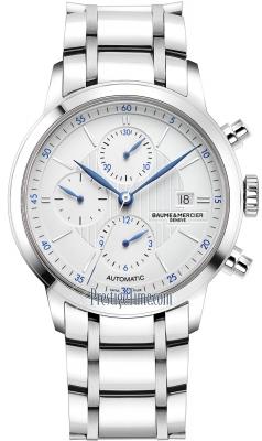 Baume & Mercier Classima Automatic Chronograph 42mm 10331