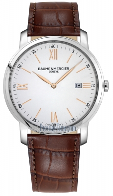Baume & Mercier Classima Quartz 42mm 10380