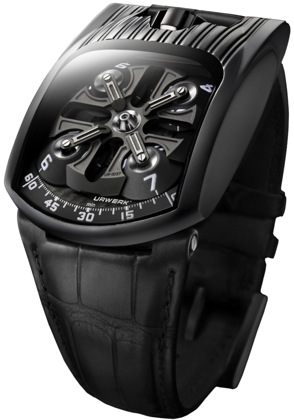 Urwerk UR103T Tarantula 103 Mens Watch