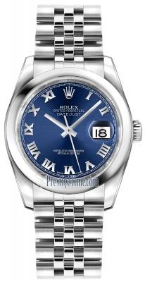 116200 Blue Roman Jubilee