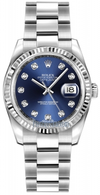 116234 Blue Diamond Oyster