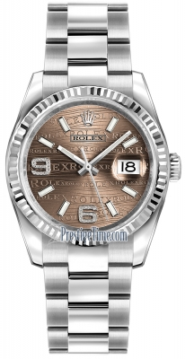 116234 Bronze Wave Oyster