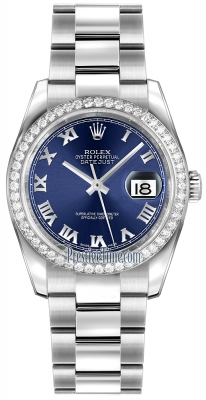116244 Blue Roman Oyster