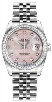 116244 Pink MOP Diamond Jubilee