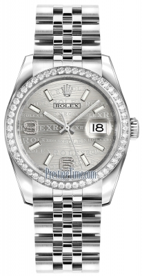 116244 Rhodium Wave Jubilee
