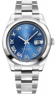 116300 Blue Roman