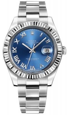 116334 Blue Roman