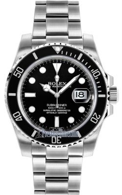 Rolex Oyster Perpetual Submariner Date 116610LN