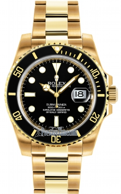 Rolex Oyster Perpetual Submariner Date 116618LN