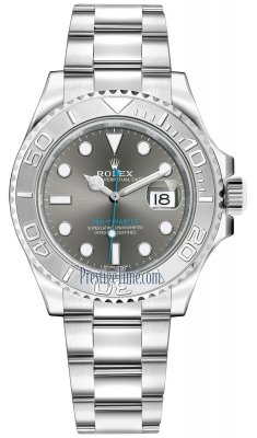 Rolex Yacht-Master 40mm 116622 Dark Rhodium