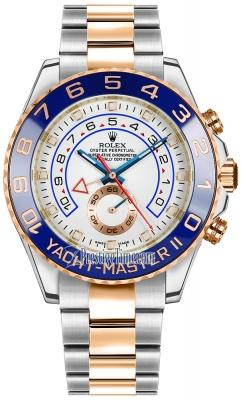 Rolex Yacht-Master II 44mm 116681 White
