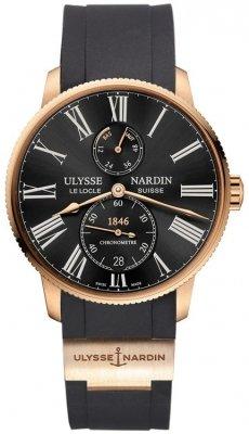 Ulysse Nardin Marine Chronometer Torpilleur 42mm 1182-310-3/42