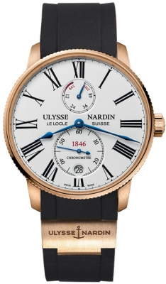 Ulysse Nardin Marine Chronometer Torpilleur 42mm 1182-310-3/40