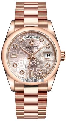 118205 Pink Jubilee Diamond President