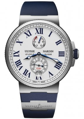 Ulysse Nardin Marine Chronometer Manufacture 45mm 1183-122-3/40