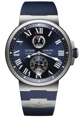 Ulysse Nardin Marine Chronometer Manufacture 45mm 1183-122-3/43