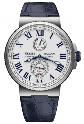 Ulysse Nardin Marine Chronometer Manufacture 45mm 1183-122/40