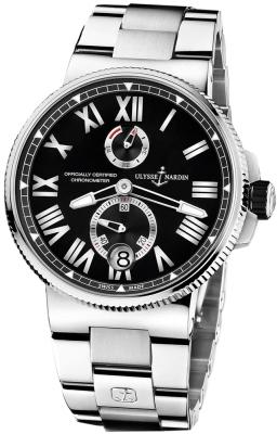Ulysse Nardin Marine Chronometer Manufacture 45mm 1183-122-7m/42