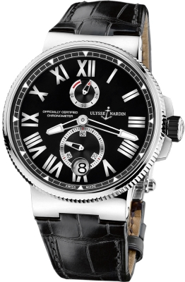 Ulysse Nardin Marine Chronometer Manufacture 45mm 1183-122/42