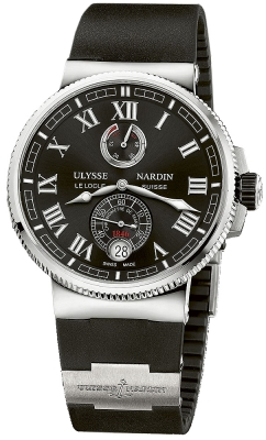 Ulysse Nardin Marine Chronometer Manufacture 43mm 1183-126-3/42