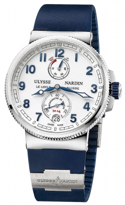 Ulysse Nardin Marine Chronometer Manufacture 43mm 1183-126-3/60