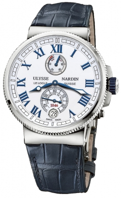 Ulysse Nardin Marine Chronometer Manufacture 43mm 1183-126/40