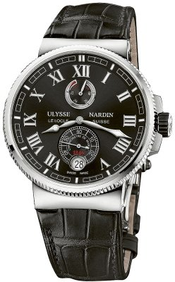 Ulysse Nardin Marine Chronometer Manufacture 43mm 1183-126/42