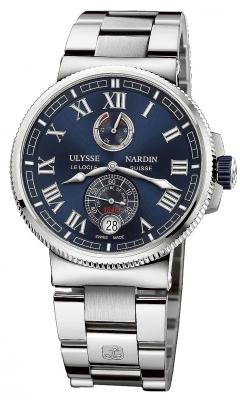 Ulysse Nardin Marine Chronometer Manufacture 43mm 1183-126-7m/43